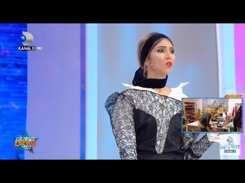 "Bravo, ai stil! All Stars (25.01.2018) - Silvia, laudata de jurati: ""Arati impecabil!"" Ed 4"