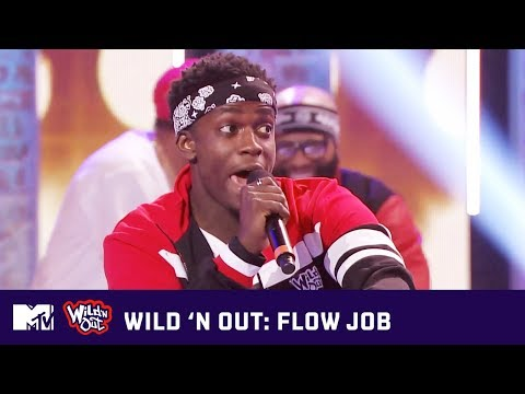 Wild 鈥楴 Out Has Career Moves On Another Level | Wild 鈥楴 Out | #FlowJob