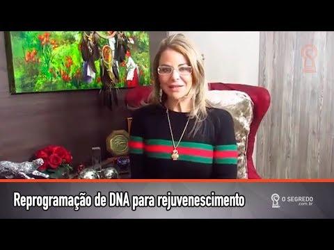 Reprogamação de DNA para Rejuvenescimento