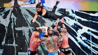 WWE Payback's greatest matches live stream