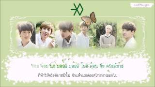 [THAISUB/KARAOKE] EXO - The First Snow (첫 눈) (Korean Ver.)