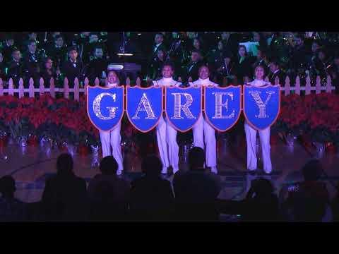 2017 Garey High School Christmas Celebration Concert Highlights