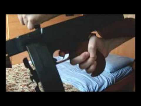 Thompson 1921 - Tommy Gun - Replica review