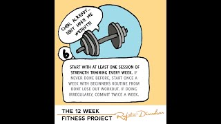 The fitness project 2018 - Week 6 guideline - Strength training
