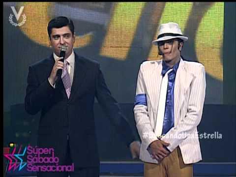 Buscando una Estrella Gran final - José Martínez como Michael Jackson 23 de Junio
