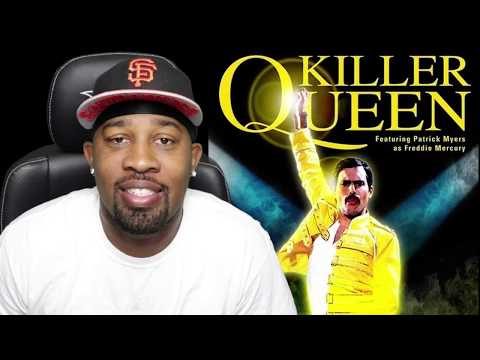 Queen - Killer Queen Top Of The Pops, 1974 (Reaction!!!!)