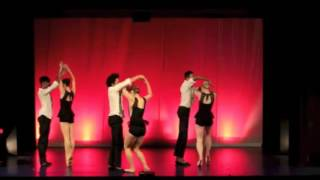Contemporary dance styles
