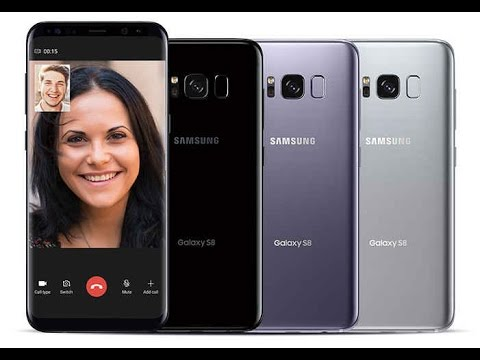 Samsung Galaxy S8 : How to Make free video call (New Feature)