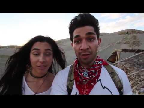 Snowboarding In The Philippines (Ilocos Sand Dunes Adventure)