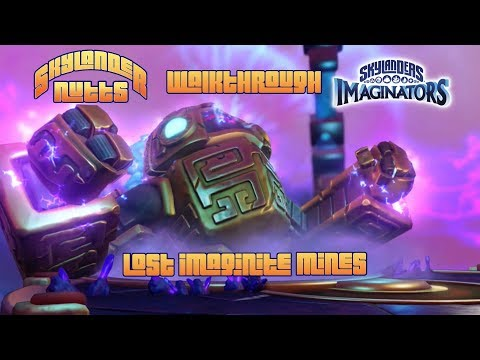 Imaginators Walkthrough (Lost Imaginite Mines)