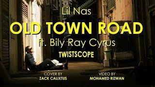 Lil Nas X & Billy Ray Cyrus ~ Old Town Road [Hong Kong] (Zack Calixtus Cover)