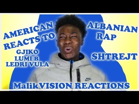 MalikVISION REACTS TO ALBANIAN RAP (Gjiko ft. Lumi B, Ledri Vula  Shtrejt) | MALIKVISION REACTIONS