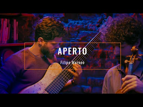 Aperto - Filipe Moreno (música Autoral / Instrumental)