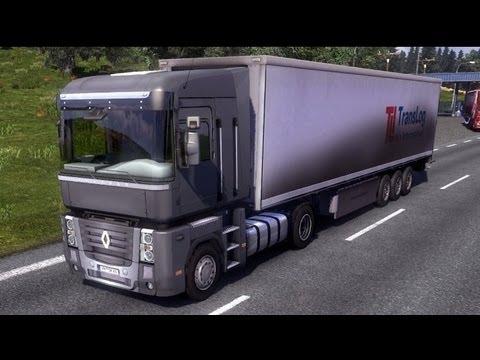 renault magnum euro truck simulator 2
