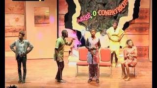 Africarts...Literary Night 2013...Part A