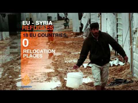 Amnesty: Europe failed the Syrian refugees crisis