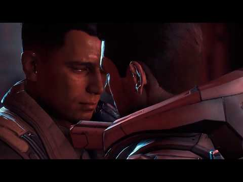 Mass Effect: Andromeda  ScottReyes Romance MV  Someone To You Banners HD