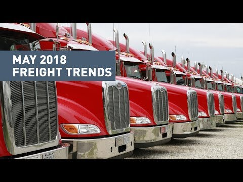 May 2018 Freight Trends