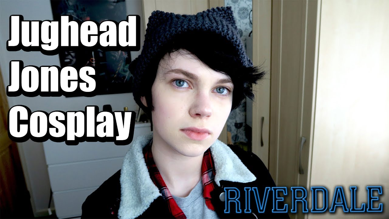 riverdale  jughead jones cosplay  mcm london 2017  youtube