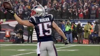 Best of Chris Hogan | Bills & Patriots Highlights | 2013-2016