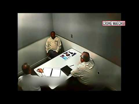 WATCH: 'Grim Sleeper' Lonnie Franklin LAPD interrogation (Pt 1) - Crime Watch Daily