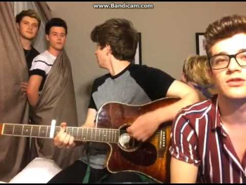 HomeTown on YouNow! - 01.09.15 (part 4)