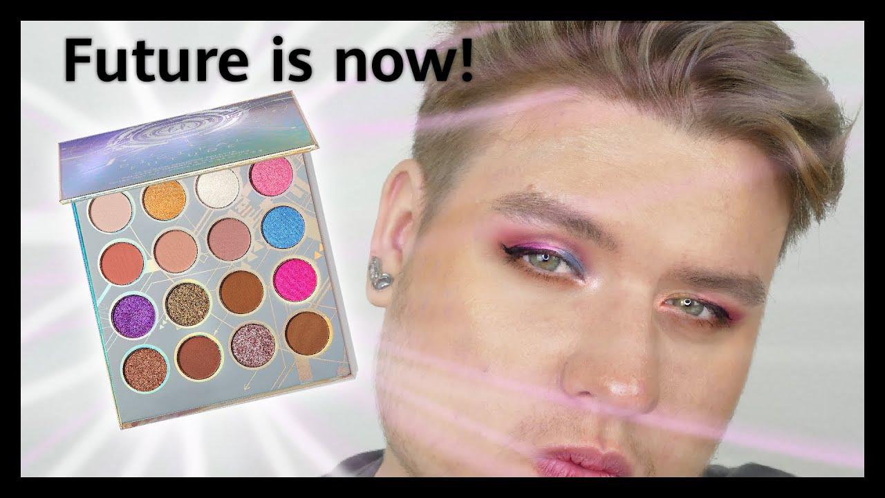 Review: Digital Future Palette bh Cosmetics + Erste Eindrücke (Teil 2) BeautyShit #167 | Domé Je