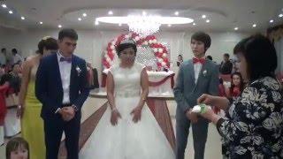 Свадьба Аскар и Мадина 7 серия
