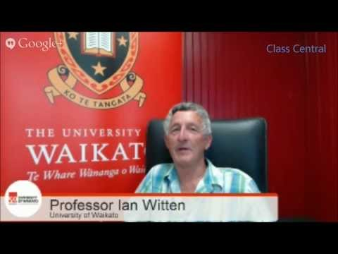 Ian Witten Interview - The Importance of Domain Knowledge