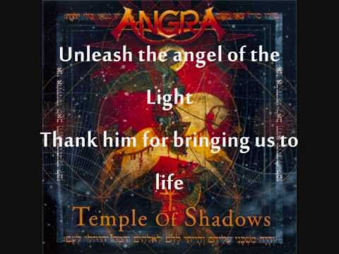 Spread Your Fire - Angra (With Lyrics)