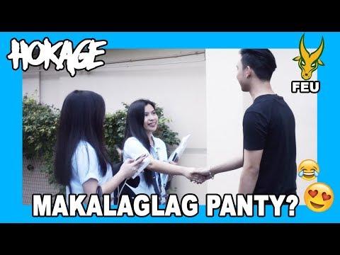 Hokage Moves Campus Tour FEU Manila | COMPLIMENT GIRLS