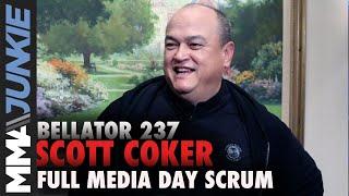 Bellator 237: Scott Coker full media day interview