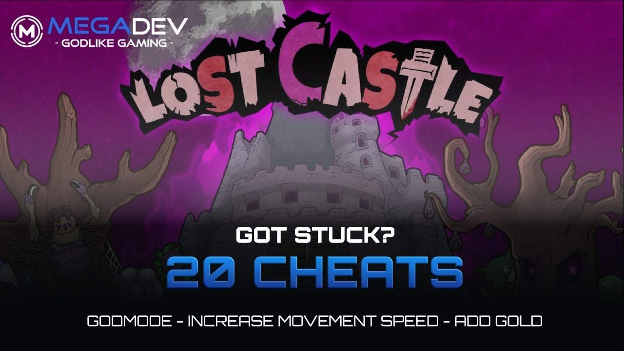 lost castle cheat engine