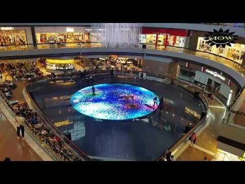 The shops At Marina Bay Sands Mall 2018 In Singapore