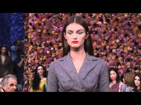 Christian Dior × Haute Couture Fall/Winter 2012/2013 Full Fashion Show