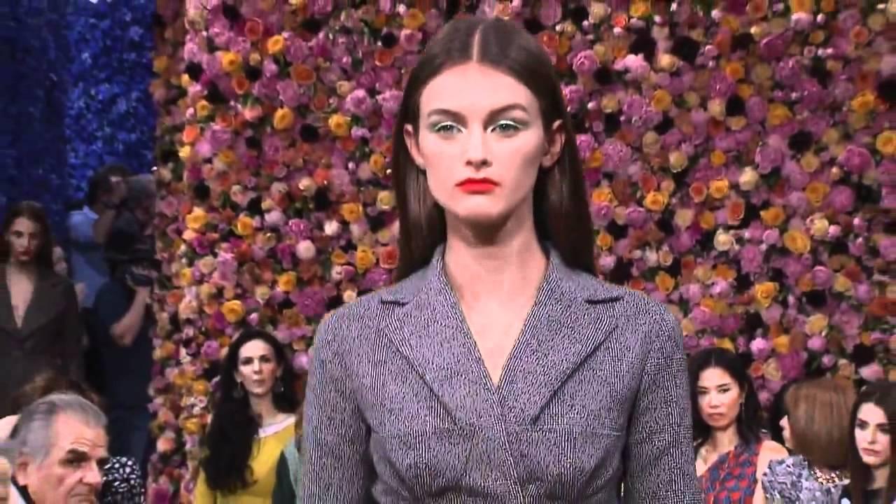 Christian Dior × Haute Couture Fall/Winter 2012/2013 Full ...