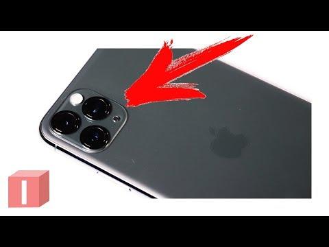 Камера IPhone 11 Pro творит чудеса! | Полный обзор