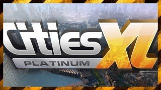 Cities XL 2012 Platinum / Gameplay / Recenzja