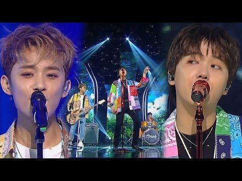 《EXCITING》 FTISLAND(FT아일랜드) - Summer Night's Dream(여름밤의 꿈) @인기가요 Inkigayo 20180805