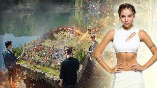 "Final Fantasy XV: A New Empire - Alexis Ren in ""Take Your Seat"""