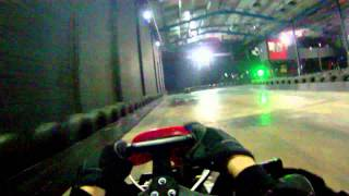 Go Karting - Teamsport - Brighton - December 2011