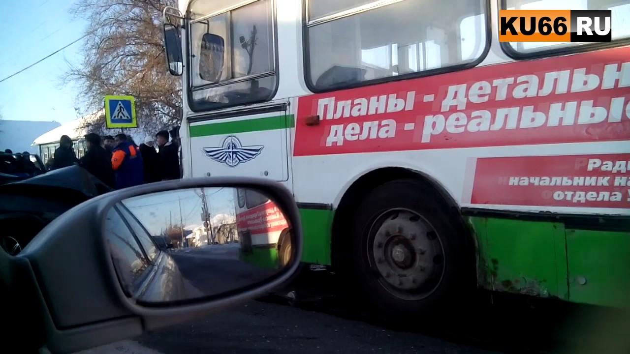 ДТП на Ленина