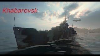 【Wows】茜と葵のソユーズロケット実況 第二射目Khabarovsk【ボイスロイド実況】