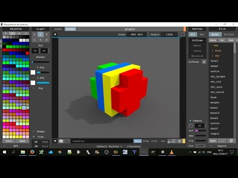 Unity 5.5 Tutorial 1 - Voxel Explosion Effect