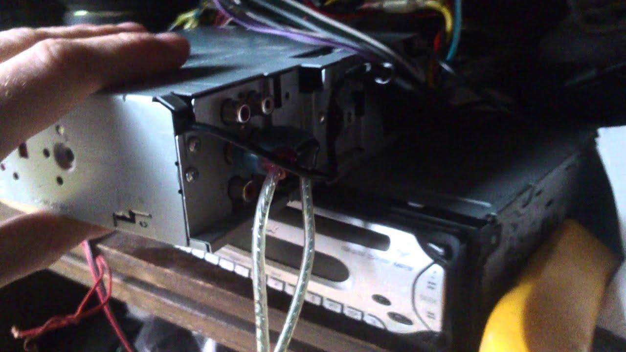 Инструкция автомагнитола jvc kd g807