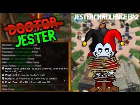 DOCTOR JESTER | Town Of Salem Jester Challenge Ep 2.