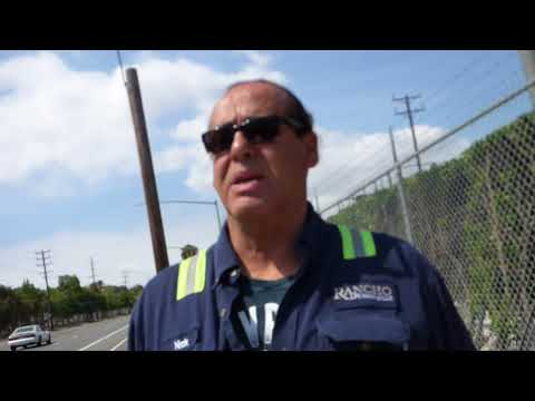 REFINERY Port of Los Angeles (COP,  SECURITY & EMPLOYEE OWNED) 1st amendment audit