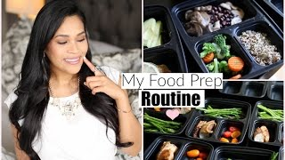 How To Meal Prep For Beginners  - MissLizHeart