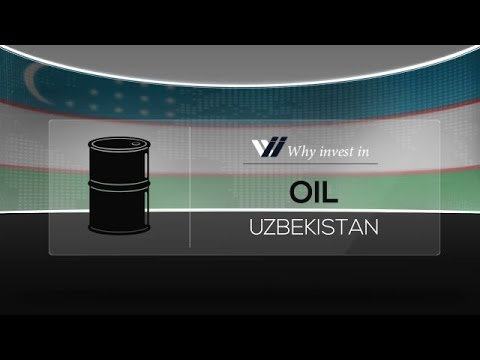 Oil  Uzbekistan - Why invest in 2015