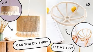 Creating DIY's You DM'd Me! - EASY + AFFORDABLE Home Decor DIY Projects